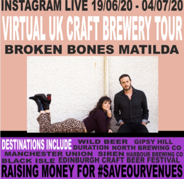 Listen To The Latest Song From Broken Bones Matilda Titled ...